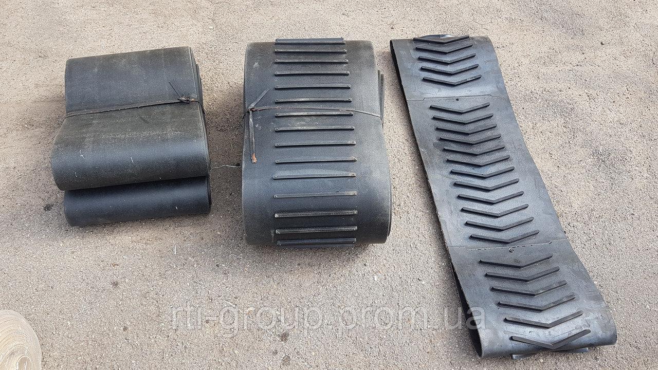 Шевронные конвейерные ленты - в Украине - РТІ Україна