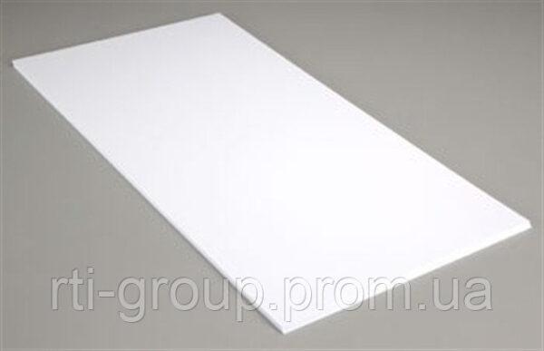 Белый полистирол 1мм 1*2м глянец/матовый. Возможна порезка от ширины листа - в Украине - РТІ Україна