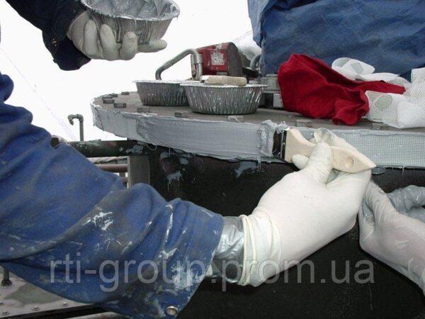 Композитный материал RM 101 RESIMETAL Metal Repair Pasta - в Украине - РТІ Україна