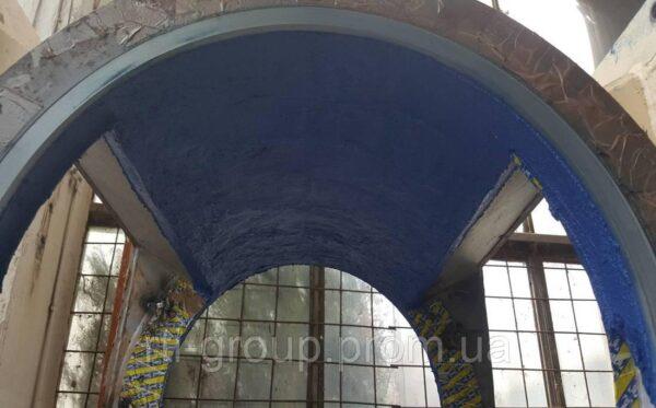 Композитный материал Resimac RM 204 Resimetal Heavy Duty Ceramic Repair Past - в Украине - РТІ Україна