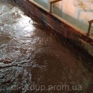 Нанесение химически стойкого покрытия на стены очистных сооружений Resimac - в Украине - РТІ Україна