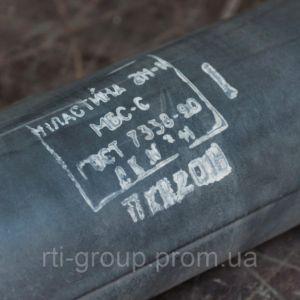 Техпластина МБС 4мм гост 7338-90 - в Украине - РТІ Україна