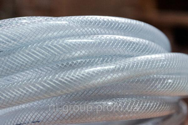 Шланг ПВХ 8мм армированный синтетической нитью - в Украине - РТІ Україна