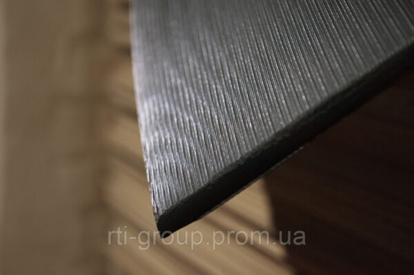 Резина пористая 15мм ТУ 38.105867-90 - в Украине - РТІ Україна