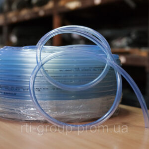 Трубка пвх пищевая symmer crystal 7,0*2,5мм - в Украине - РТІ Україна
