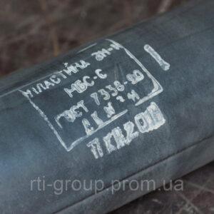 Листовая резина МБС 3мм гост 7338-90 - в Украине - РТІ Україна