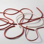 Шнуры: резиновые, силиконовые