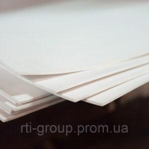 Фторопласт 2мм листовой купить - в Украине - РТІ Україна