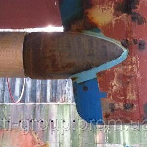 Защиты  корпуса судна от коррозии композитным материалом  Resimac - в Украине - РТІ Україна